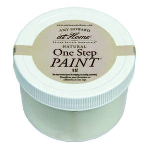Amy Howard at Home  Luxe Gray  Flat Chalky Finish  One Step Paint  8 oz.