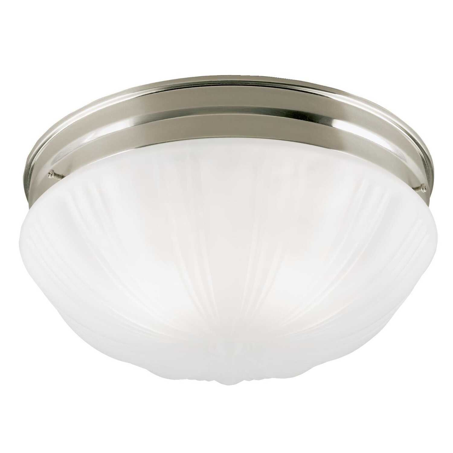 Westinghouse  5-3/4 in. H x 10-3/4 in. W x 10.75 in. L Ceiling Light