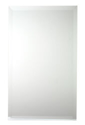 Zenith  26 in. H x 16 in. W x 4-1/2 in. D Rectangle  Medicine Cabinet