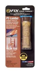 PC-Lumber  Tan  Epoxy Putty  1 oz