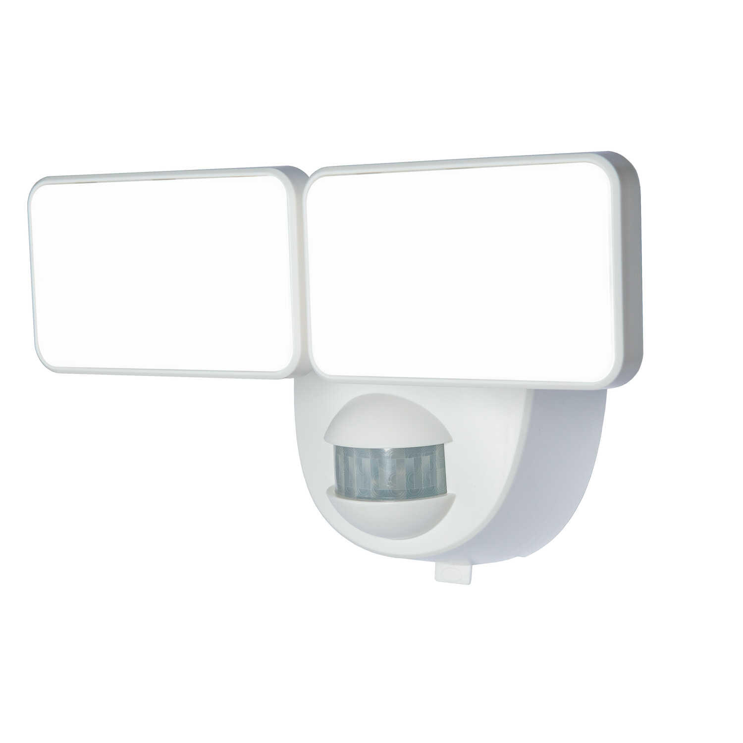 Heath Zenith  Motion-Sensing  Battery Powered  LED  White  Security Wall Light