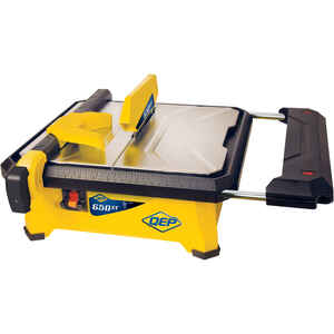 QEP  9.9 in. H x 20 in. W x 15.75 in. L Steel  Wet Tile Saw  1 pk