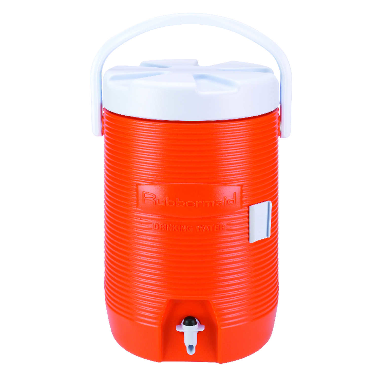 Rubbermaid  Water Cooler  3 gal. Orange