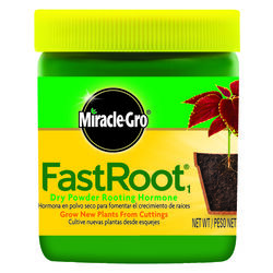 Miracle-Gro  Fast Root  Powder  Rooting Hormone  1.25 oz.
