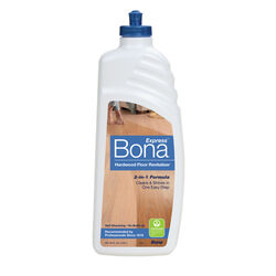 Bona  Clean & Refresh  No Scent Floor Cleaner and Restorer  Liquid  36 oz.