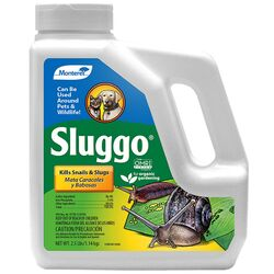 Monterey  Sluggo  Slug and Snail Killer  2.5 lb.