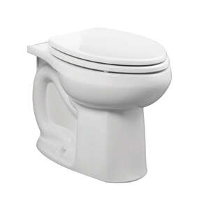 American Standard  Colony  Elongated  Toilet Bowl  1.6  ADA Compliant White