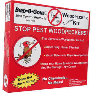 Bird-B-Gone  Bird Deterrent  For Woodpeckers