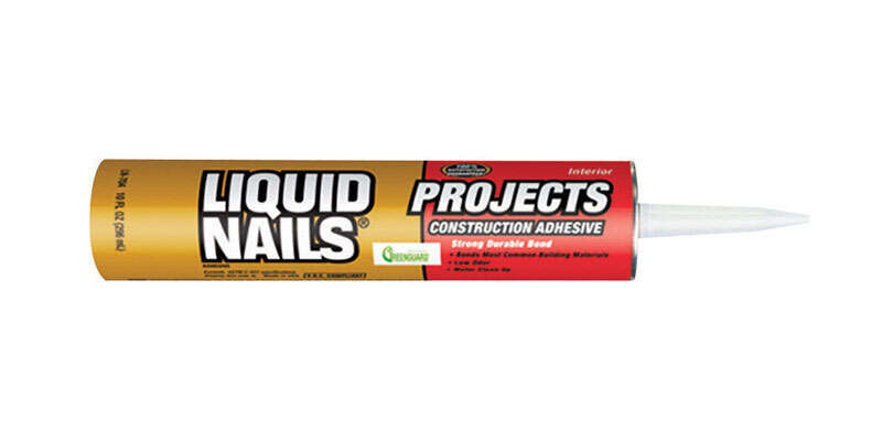 Liquid Nails  Interior Projects  Acrylic Latex  Construction Adhesive  10 oz.