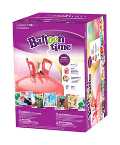 Balloon Time  14.9 cu. ft. 52 pc. Helium Tank Kit