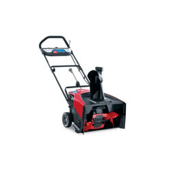 Toro  Power Clear  21 in. W Single-Stage  Electric Start  Battery  Snow Blower