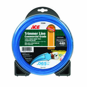 Ace  Commercial Grade  0.065 in. Dia. x 440 ft. L Trimmer Line