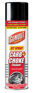 Gumout  Carburetor and Choke Cleaner  16 oz.