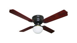 Westinghouse  42 in. Brushed Nickel  Indoor  Ceiling Fan