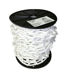 Baron  8 ft. Lock Link  Plastic  Chain  2 in. Dia. x 60 ft. L