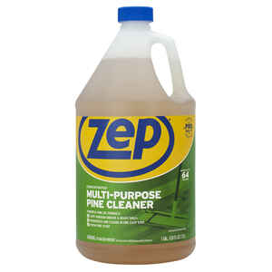 Zep  Commercial  Pine Scent All Purpose Cleaner  Liquid  128 oz.