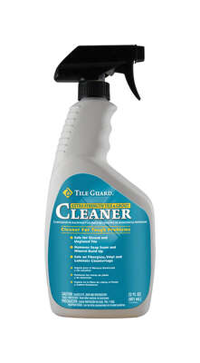 Homax  Tile Guard  No Scent Grout and Tile Cleaner  22 oz. Liquid