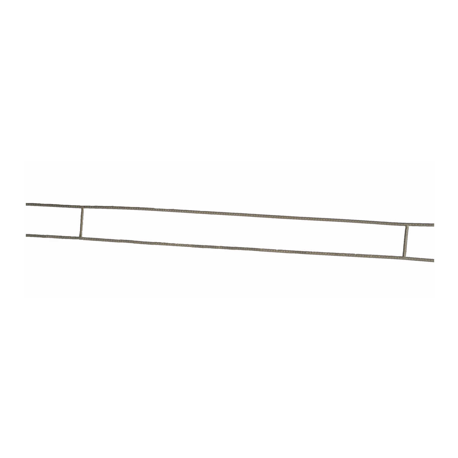 Wire Bond  0.25 in. H x 10 in. W x 0.25 in. D Reinforcing Panel