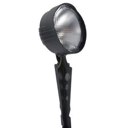 Paradise  Black  Low Voltage  4 watts Incandescent  Spot Light  1 pk
