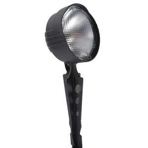 Paradise  Black  Low Voltage  4 watts Spot Light  1  Incandescent