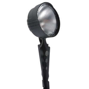 Paradise  Black  Low Voltage  4 watts Incandescent  1  Spot Light