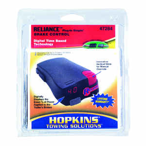 Hopkins  Reliance  5.2 in. 4 Way  Digital Brake Control