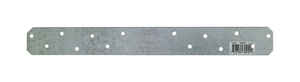 Simpson Strong-Tie  12 in. H x 0.13 in. W 12 Ga. Galvanized Steel  Strap
