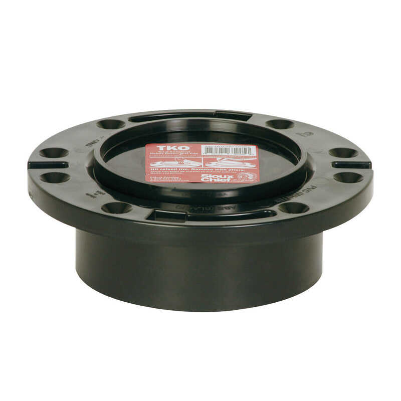 Sioux Chief  ABS  Closet Flange