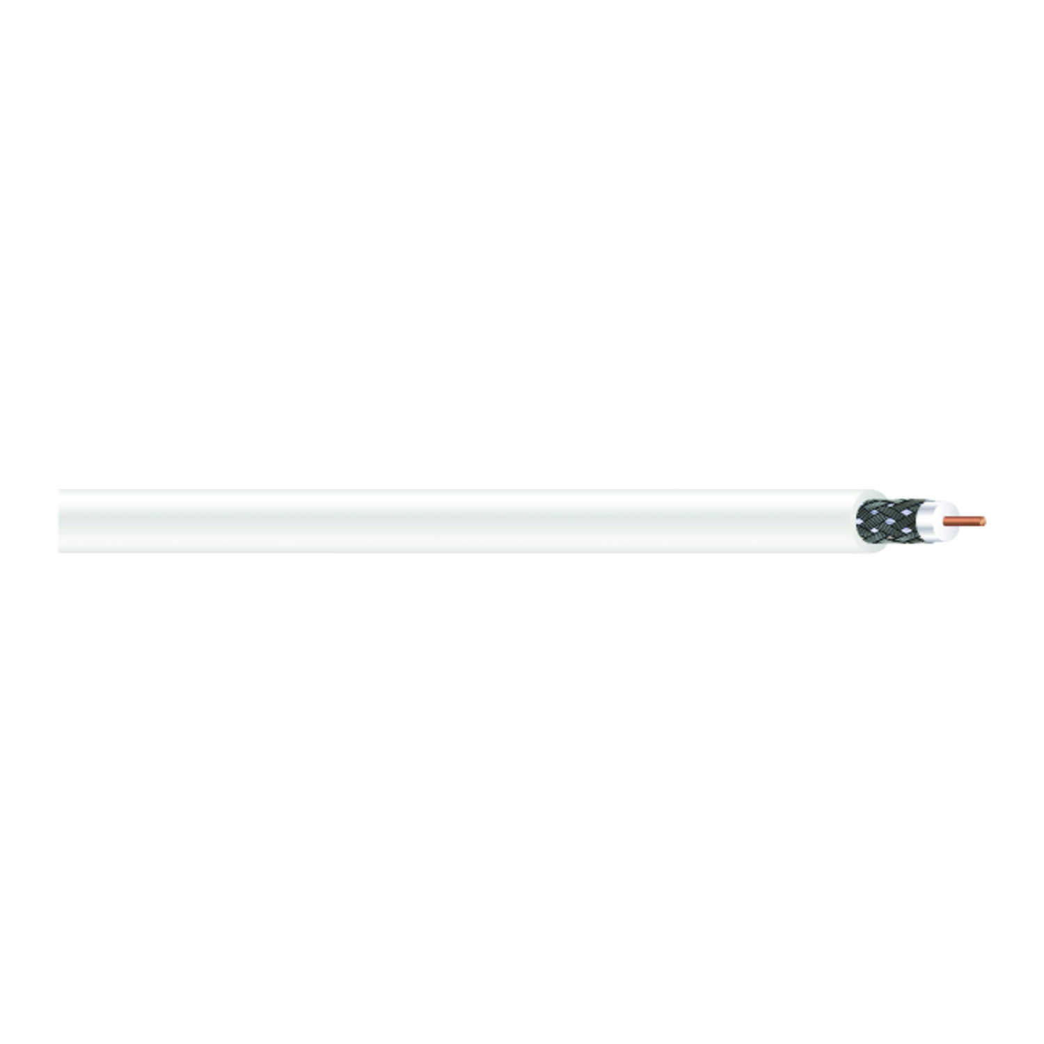 Southwire  500 ft. 18  Stranded  RG6  Coaxial Cable