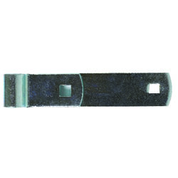 Ace  6 in. L Zinc-Plated  Steel  Hinge Strap  1 pk