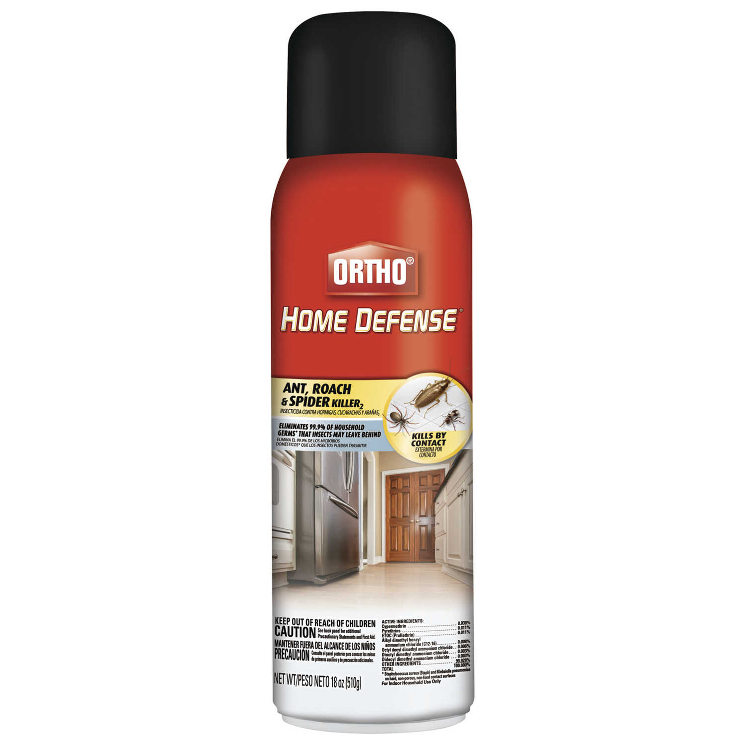 Ortho  Ant & Roach  Insect Killer  16 oz.