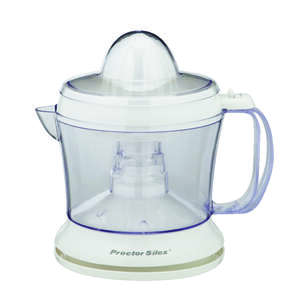 Proctor Silex Citrus Juicer 32 oz. White