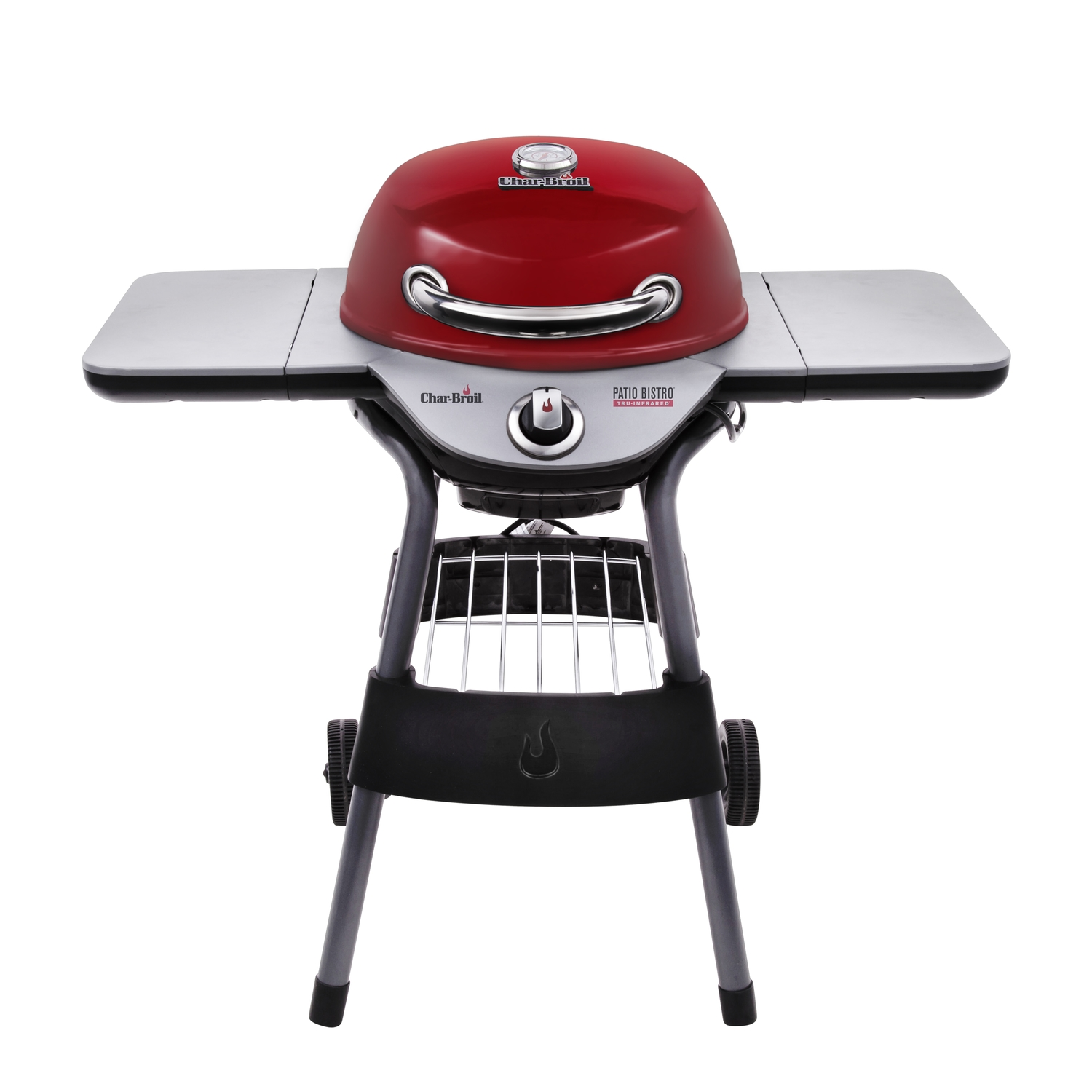 Char-Broil  Bistro  Electric  Grill  Red