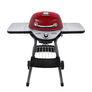 Char-Broil  Bistro  Electric  Red  Grill