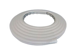 Trim-A-Slab  Flexible PVC  Concrete Expansion Joint Replacement/Repair  1 in. W x 25 ft. L