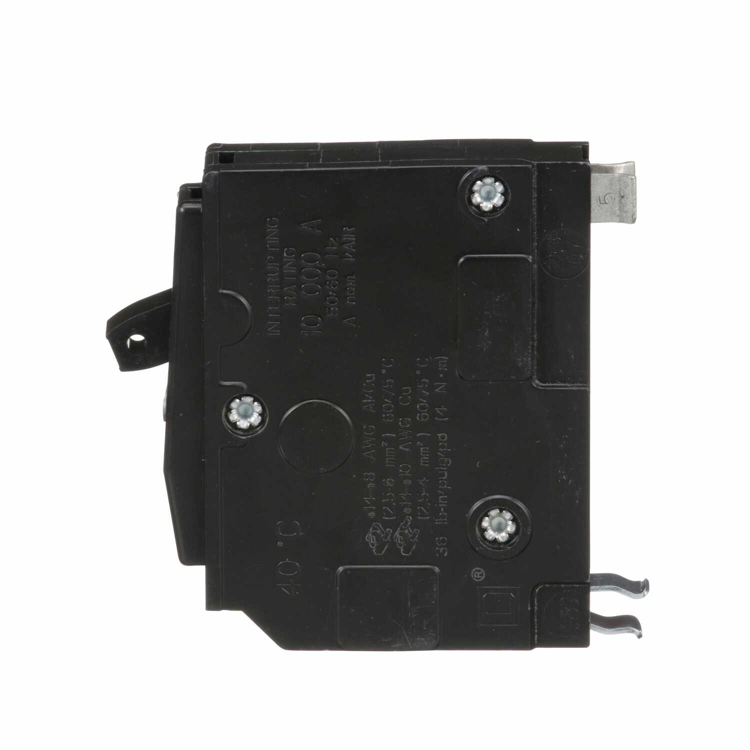 Square D  QO  30 amps Plug In  Single Pole  Circuit Breaker
