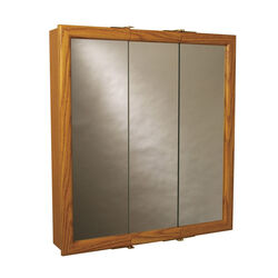 Zenith  25-3/4 in. H x 29.63 in. W x 4.5 in. D Rectangle  Medicine Cabinet
