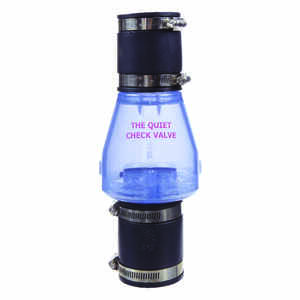 Magic Plastics  Plastic  Quiet  Check Valve
