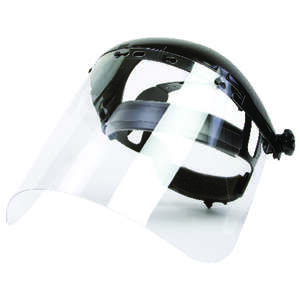 Forney  8 in. L x 10.5 in. W Face Shield  1 lb. 1 pc.