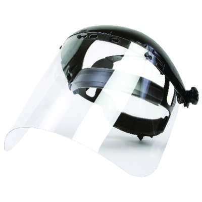 Forney  Face Shield  1 lb. Clear  1 pc.