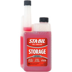 Sta-Bil Gasoline Fuel Stabilizer 32 oz.