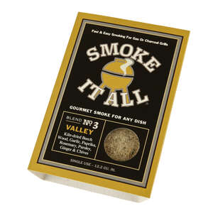 Smoke It All  Valley  Garlic And Ginger  Smoking Dust  3.1 oz.