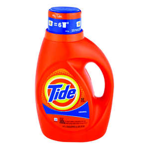 Tide  Original Scent Laundry Detergent  Liquid  50 oz.