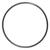 Danco  1.31 in. Dia. x 1.12 in. Dia. Rubber  O-Ring  1 pk