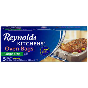 Reynolds  Oven Bag  5 pk