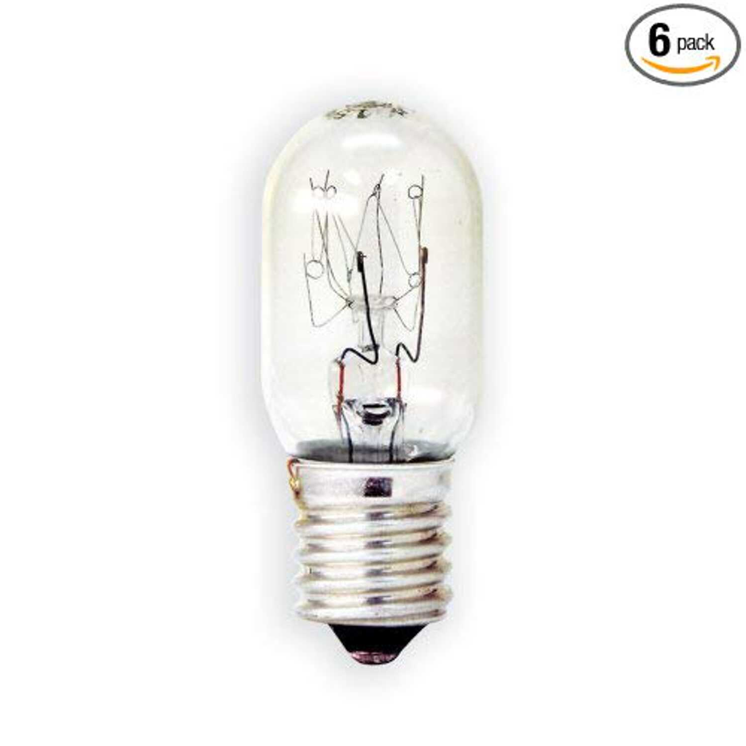 Superb Ge 25 Watts T7 Appliance Incandescent Bulb E17 Intermediate Ocoug Best Dining Table And Chair Ideas Images Ocougorg