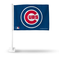 Rico  MLB  Chicago Cubs  Flag  2.5 in. H x 1.5 in. W