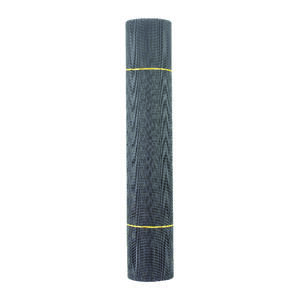 Phifer Wire  30 in. W x 100 ft. L Black  Aluminum  Screen Cloth