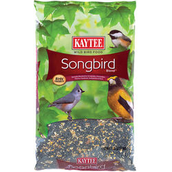 Kaytee  Songbird  Songbird  Wild Bird Food  Black Oil Sunflower Seed  7 lb.