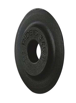 Ridgid  Replacement Tube Cutter Wheel  Black